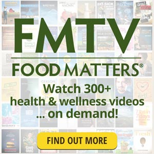 Food Matters TV - recommended products for soulpreneurs